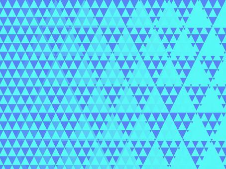 Triangular tile pattern