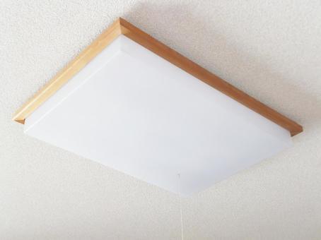 Japanese room lighting