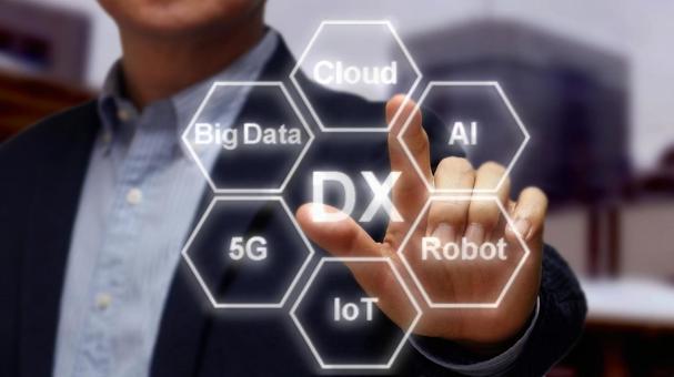 Image of DX (Digital Transformation)