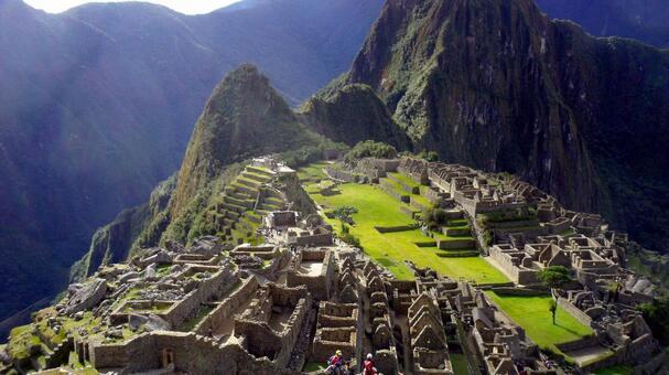 쿠스코에서 마추 픽추, 페루