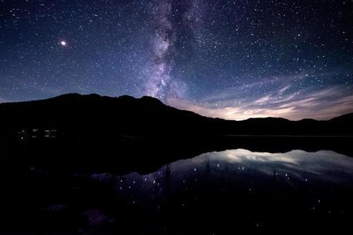 Milky Way Landscape 3