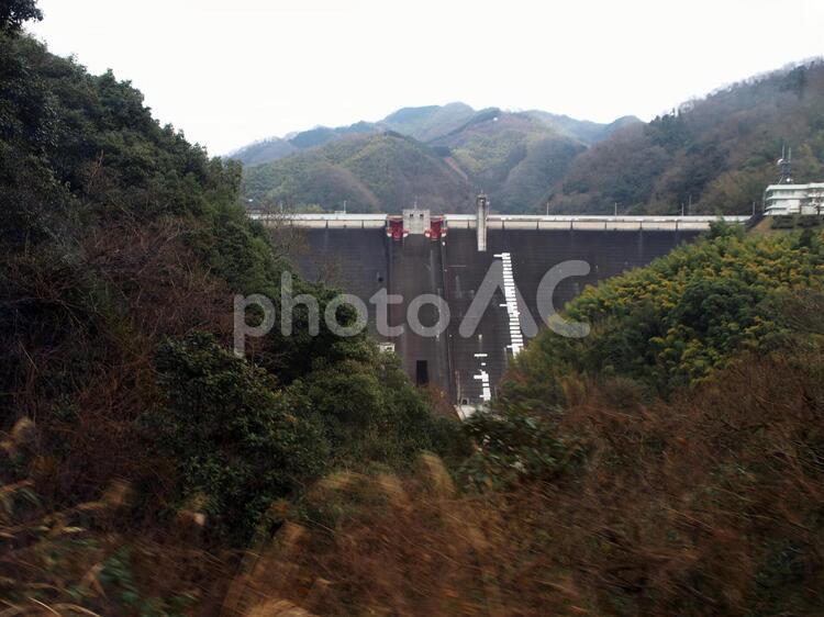 ダムの写真