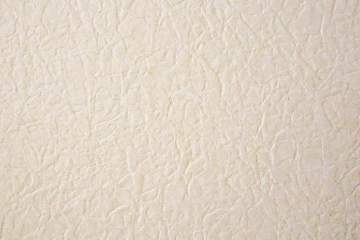 Wrinkled Japanese paper-like background material