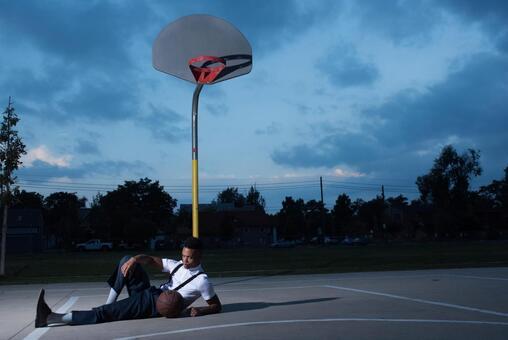 Foreigners who play basketball 24