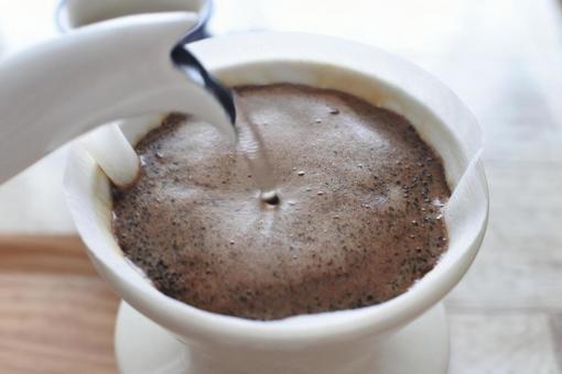 Hand Dripped Coffee