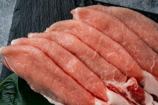 돼지 고기 등심