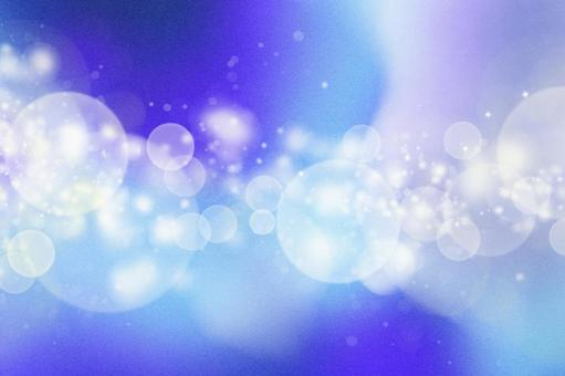[Suitable for winter!] Glittering pearl processing texture Holography Aurora color