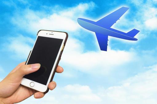Flight net reservation