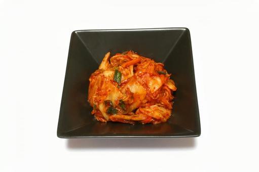泡菜(黑盤)