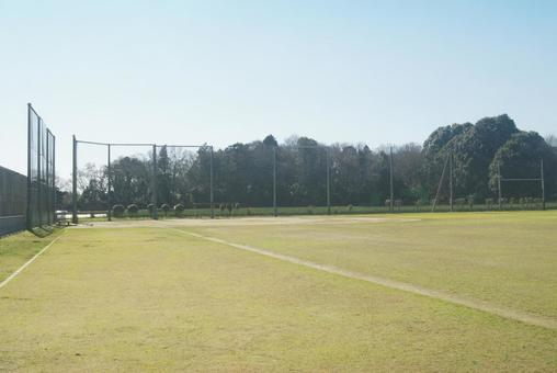 Town_baseball ground