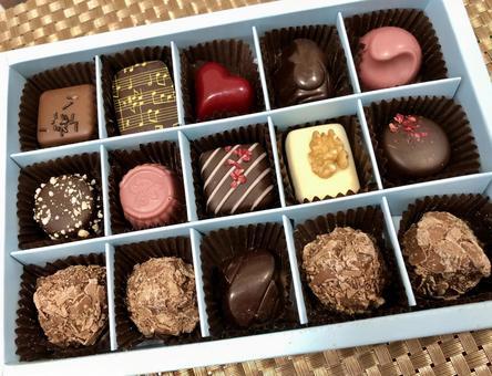什錦巧克力