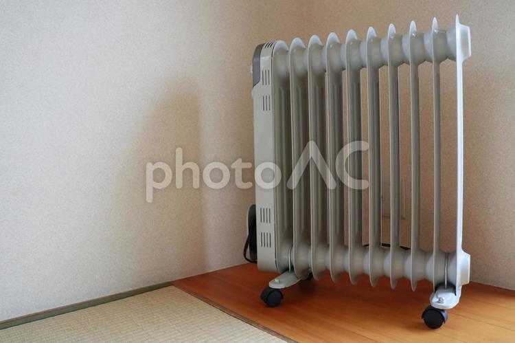 オイルヒーター2の写真