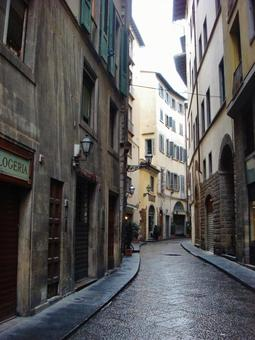 Alley of Florence