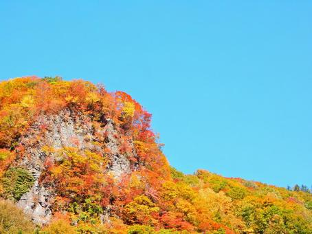 Myoko series (autumn leaves)