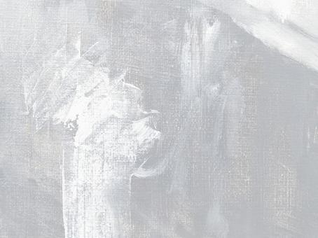 Oil Painting Texture Gray [Gray White Background Material Chic Calm Simple Texture Art Art]