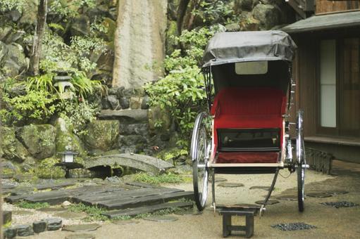 Kei Island City Rickshaw 2