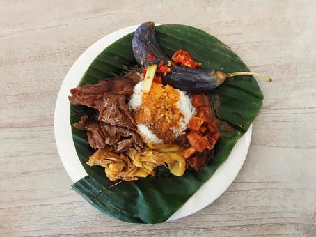 Indonesian food