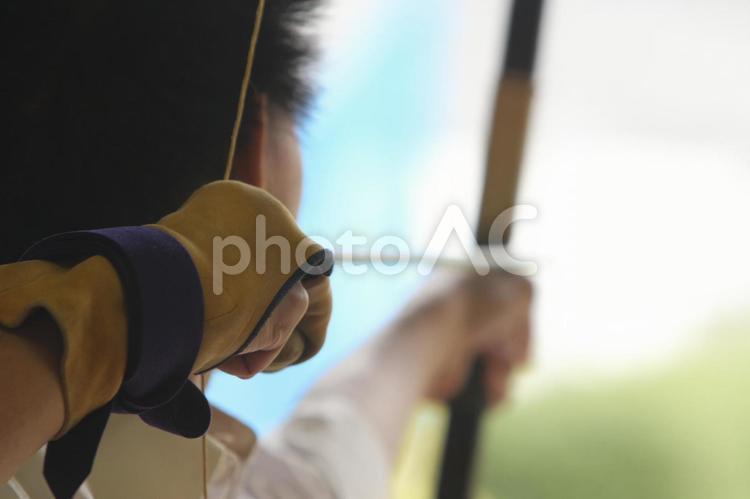 弓道001の写真