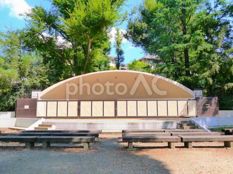 井の頭恩賜公園・野外ステージの写真