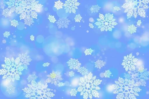 雪水晶质感2