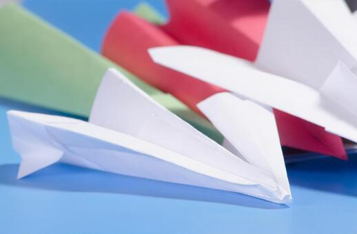 Paper flying machine 71