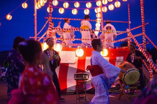Summer festival oar 5