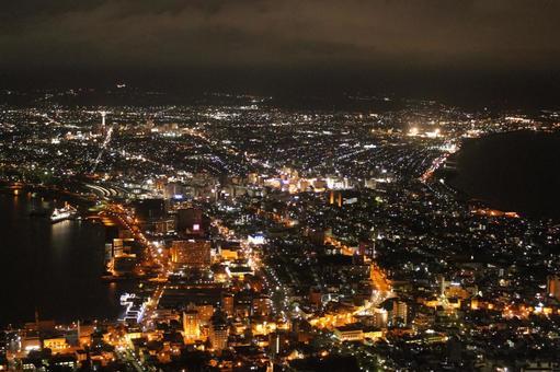Mount Hakodate
