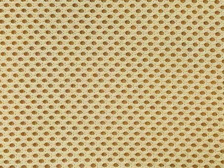 Mesh fabric texture cream yellow (5)