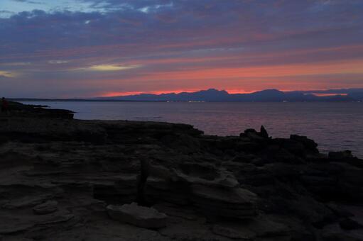Majorca at dusk 9