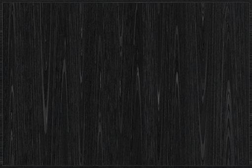 Wallpaper Easy-to-use universal background Wood panel black black series 02 wood grain pattern