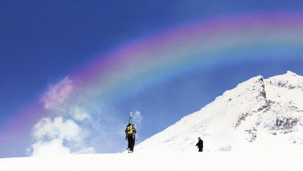 Enjoy the great nature of Hokkaido Mt. Asahidake