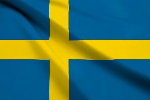 国旗【瑞典】