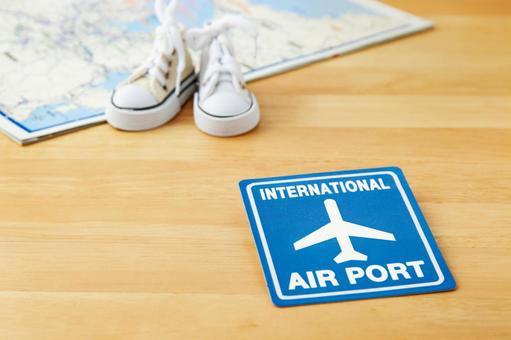 Image of going overseas