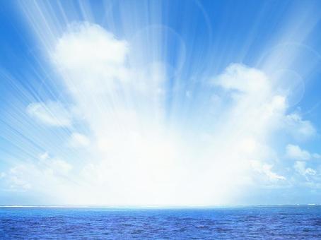 바다와 하늘 05