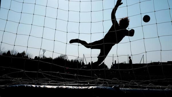 Soccer / Goalkeeper 2