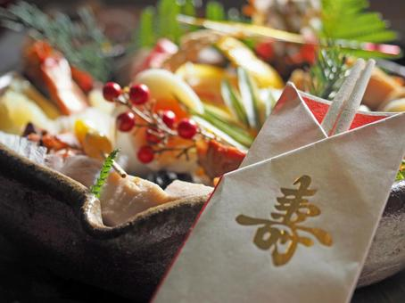 Osechi cooking 13