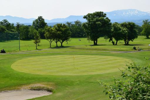 Citizen golf course