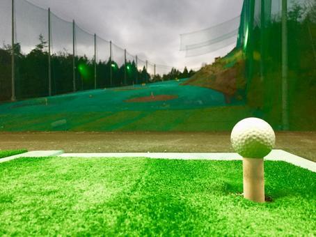 Golf practice range 3