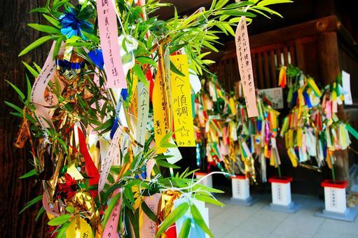 Tanabata Decoration 02