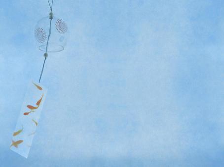 Background / frame photo (wind chime 1)