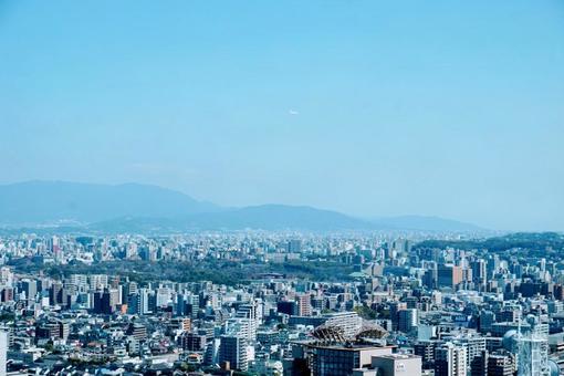 Fukuoka scenery