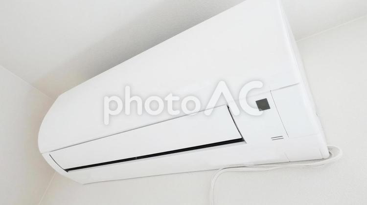 エアコン 冷房 新品 クーラー の写真