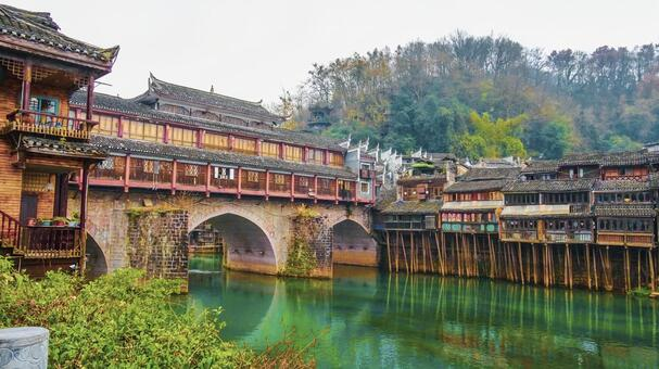 The most beautiful city in China