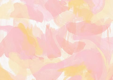 Watercolor watercolor style watercolor paint background texture texture pink