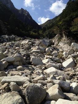 御在所岳 바위 바위