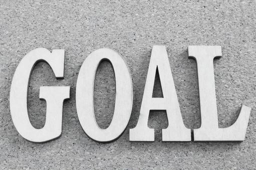 Goal monochrome