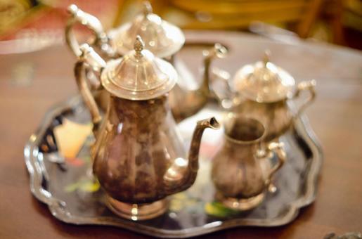 Antique tableware 7