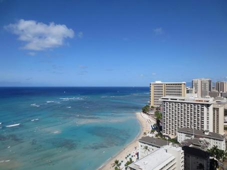 Lanai of the best view