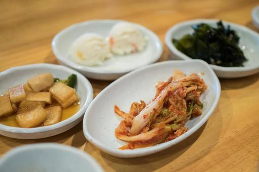 韓國食品開胃小碗