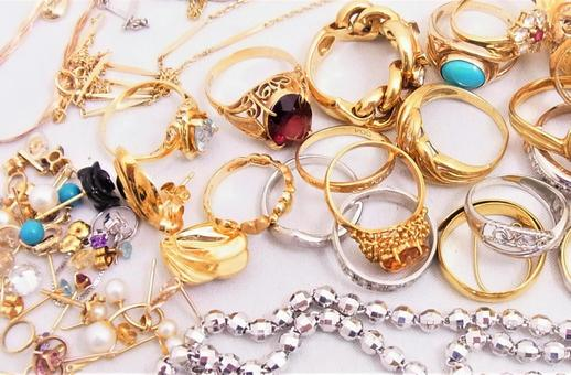 Jewelry Collection 3 Precious Metal Jewelery Image Material